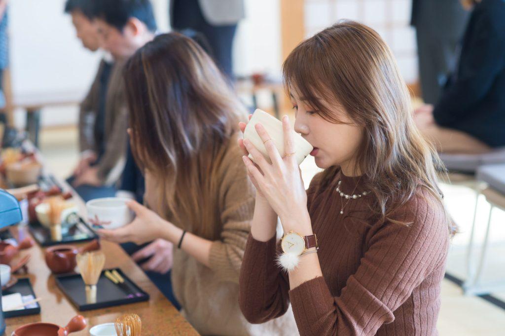 福岡県産八女の玉露・星野の抹茶